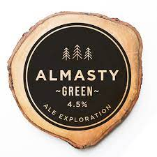 Almasty Green Pale Ale 4.5%