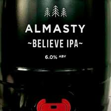 Almasty Believe IPA 6%