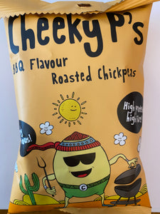 Cheeky P's BBQ Flavour Roasted Chickpeas