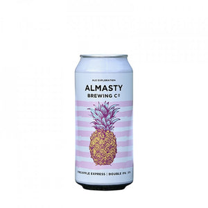 Almasty Pineapple Express DIPA 8% 440ml