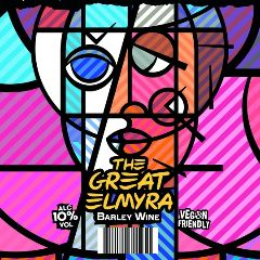 Anarchy The Great Elmyra 330ml Can 10%