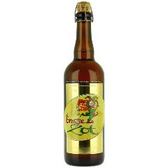 De Halve Maan Brugse Zot Blonde 6% 75cl Bottle