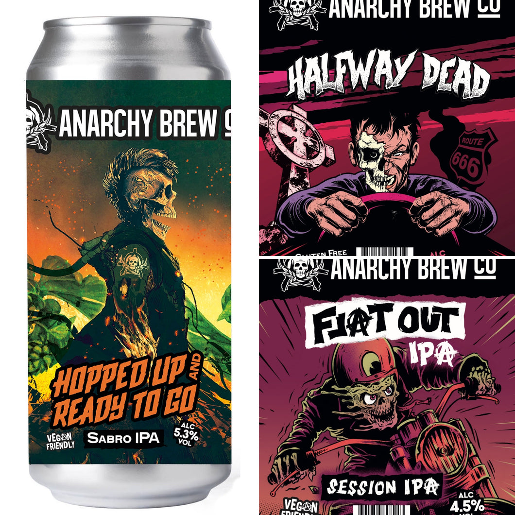 Anarchy IPA Gift Box