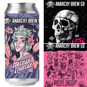 Anarchy Pale Gift Box