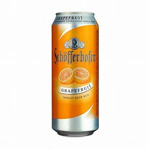 Schofferhofer German Grapefruit Beer 2.5% 500ml Can