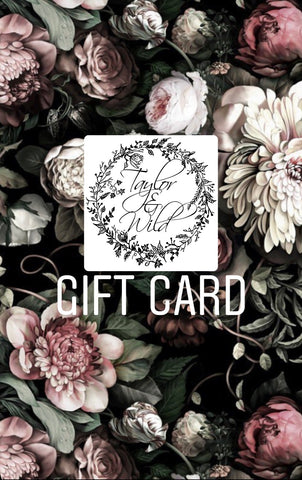 Taylor & Wild Gift Cards