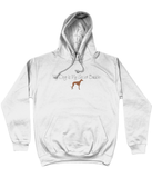 "Unisex ""My Dog Is My Social Bubble"" Hoodie"