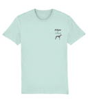 "Unisex ""Ramble & Roam"" 100% Organic Cotton Tee"