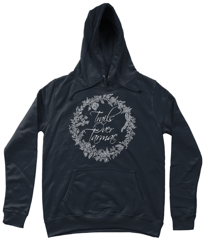"Women's ""Trails Over Tarmac"" Taylor & Wild Hoodie"
