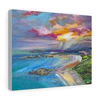 Eurobodalla Beach - Canvas Print