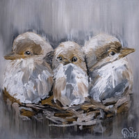 Barn Bird Trio