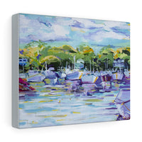 Perkins Cove - Canvas Print