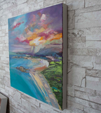 Eurobodalla Beach - Original Painting