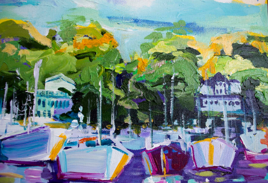 Perkins Cove (Original)