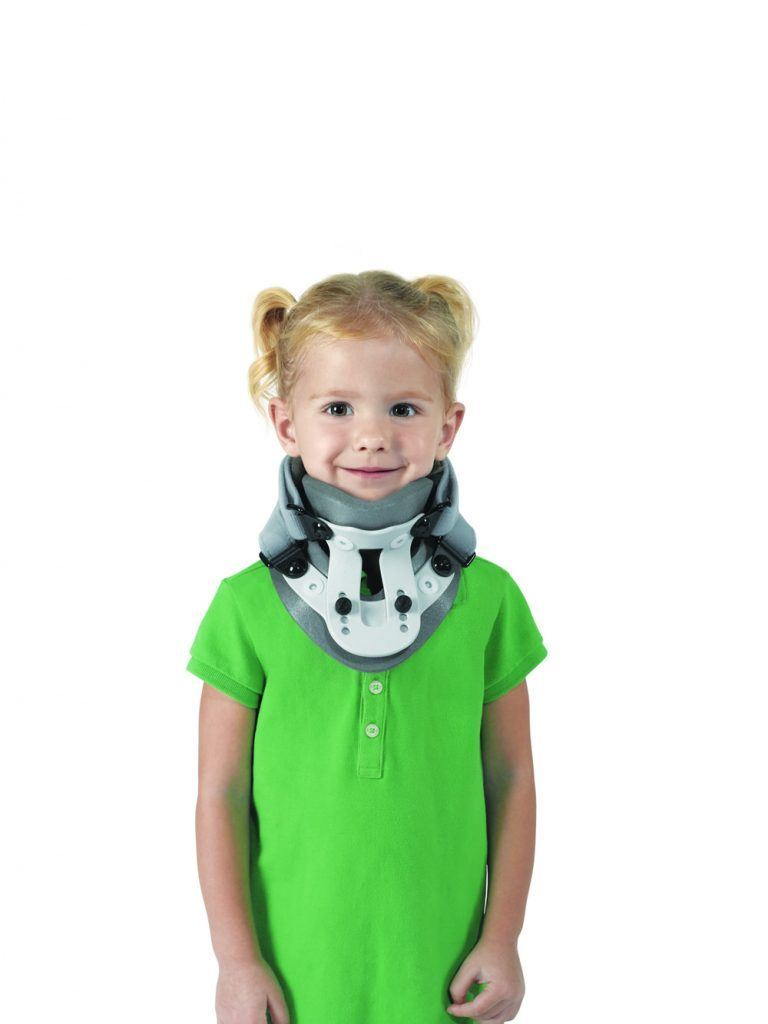 CV101 Malibu Cervical Collar, Pediatric