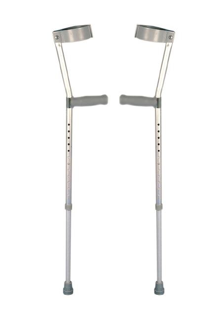 Soft Handle Crutches