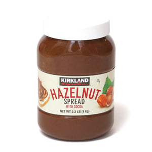 Costco Kirkland Signature hazelnut chocolate spread 1kg 1item