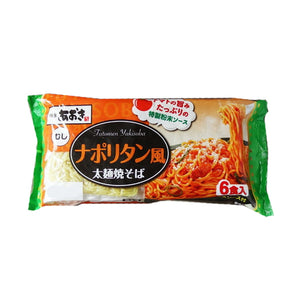 Costco Aoki food Neapolitan-style fried noodles 200g × 6