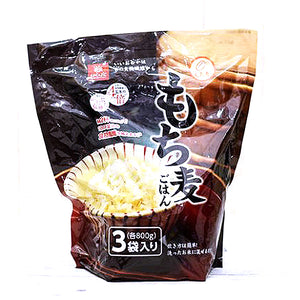 Hakubaku Mochi wheat 800g × 3 pack