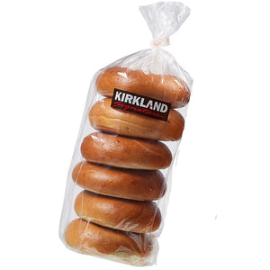 Costco Variety bagels 6 pieces 93324