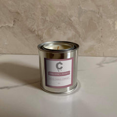 Red Wine and Roses Candle - 8oz - Je Suis Bleu