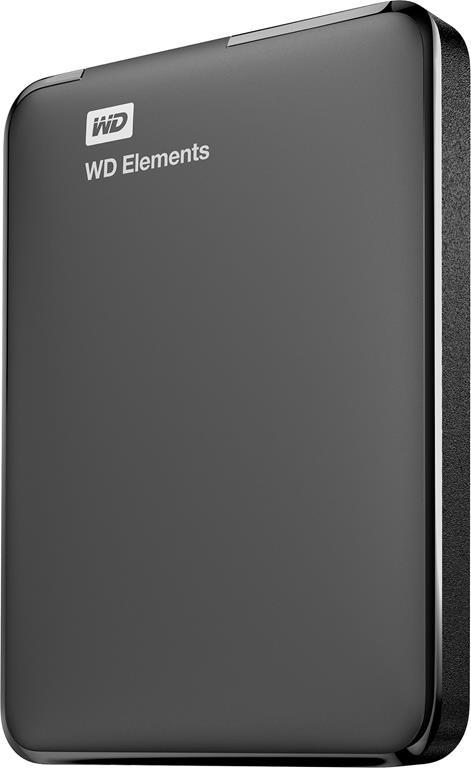 Western Digital WD Elements Portable disco rigido esterno 4000 GB Nero