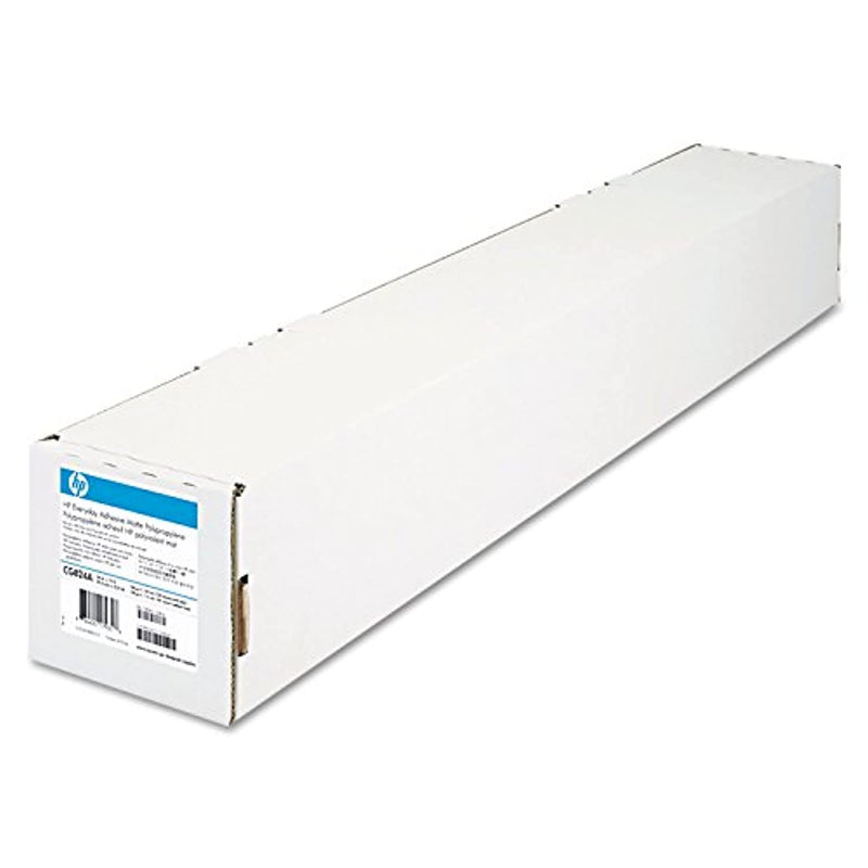 HP 2-pack C0F20A, Everyday Adhesive Matte Polypropylene-1067 mm x 22.9 m (42 in x 75 ft).