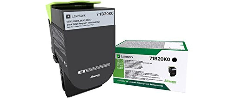 Toner Cs/Cx3/4/517 Return Black (3K)