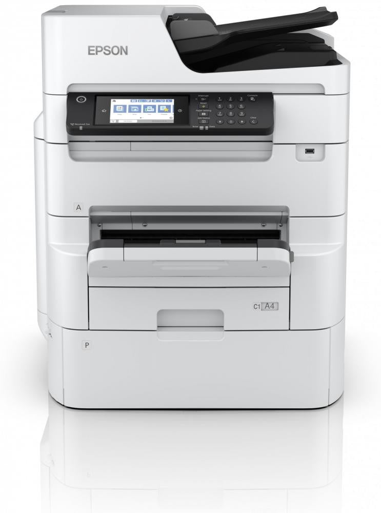 Stampante multifunzione a getto di inchiostro Epson WorkForce Pro WF-C878RDTWFC