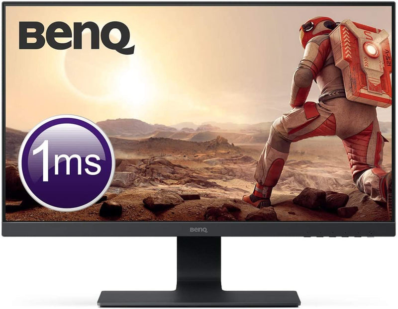 BenQ GL2580HM Monitor Gaming 24.5 Pollici FHD, 1080p 1ms, Eye care LED, HDMI, Speaker