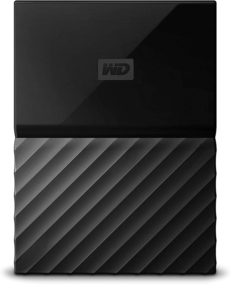 Western Digital My Passport disco rigido esterno 4000 GB Nero