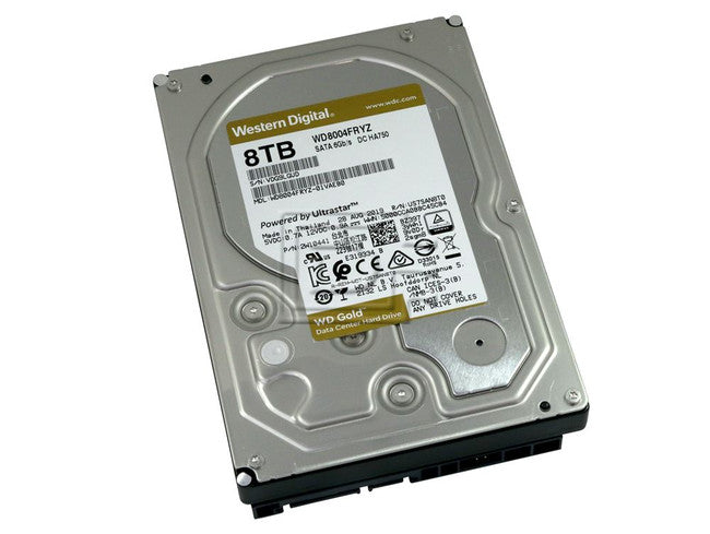 "Western Digital Gold 3.5"" 8 TB Serial ATA III"