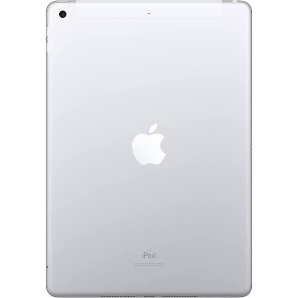 Apple 10.2-inch iPad Wi-Fi + Cellular 128 GB - Apple iPadOS - Argento - Wi-Fi + Cellular