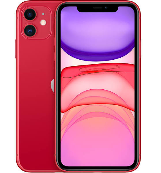 Apple iPhone 11 Apple iPhone 11 Special Edition - rosso - 4G - 64 GB - GSM - smartphone - Ioni di litio, 3G / GSM, Liquid Retina HD display - Rosso