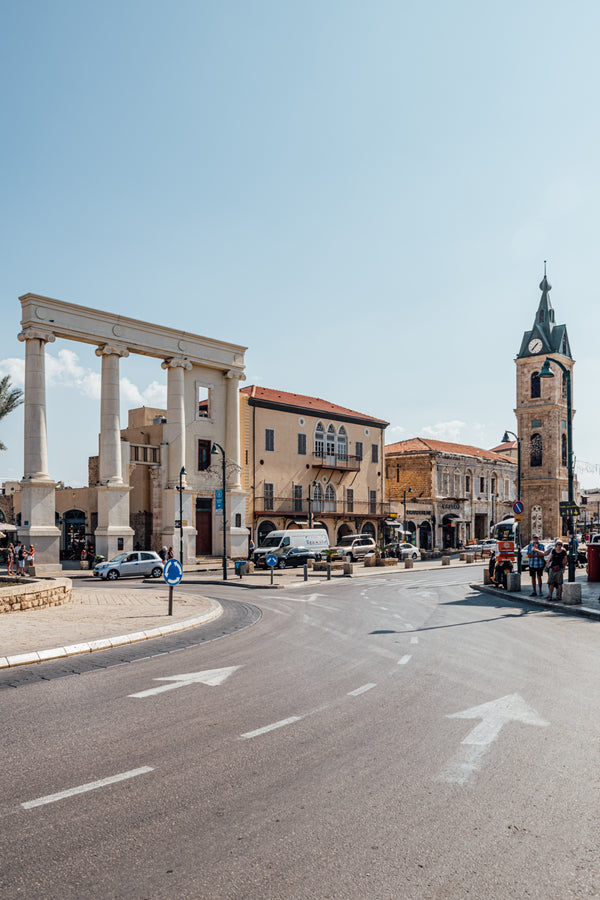 Welcome to Jaffa