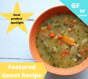 Savory Turkey Soup — Spice Shack guest recipe!