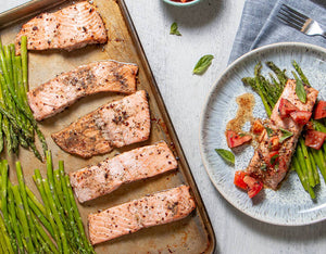 Lemon Rosemary Salmon — half size only