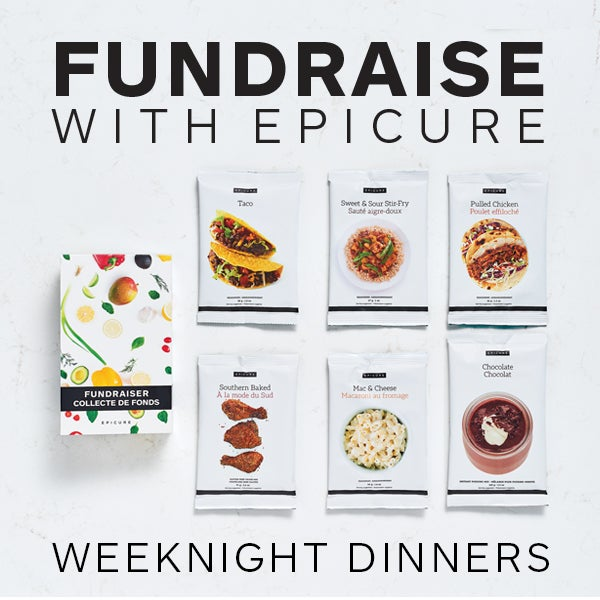 Weeknight Dinners Fundraiser Collection