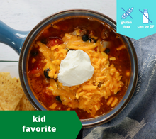 Load image into Gallery viewer, Taco Chili — freezer meal