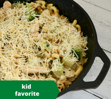 Load image into Gallery viewer, White Chicken Lasagna Skillet — freezer meal