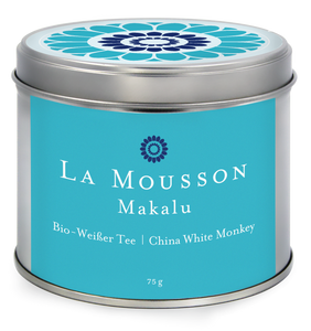 MAKALU Bio-Weißer Tee China White Monkey (75g)