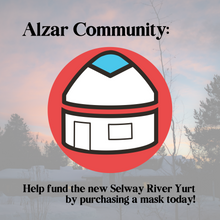 Load image into Gallery viewer, Alzar School Limited Edition Masks