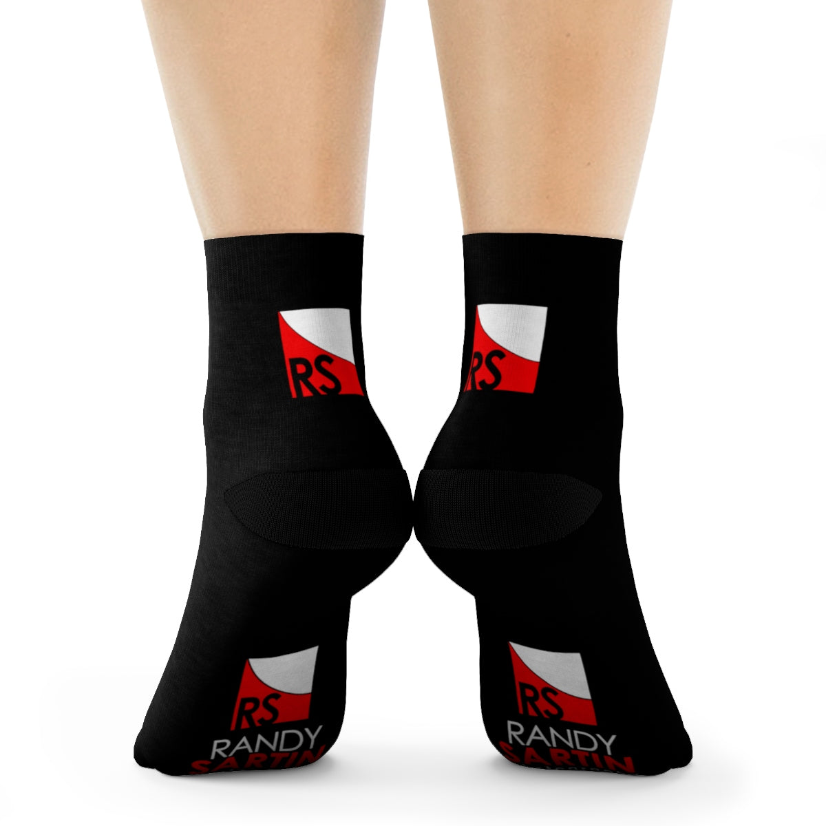 Randy Sartin Crew Socks