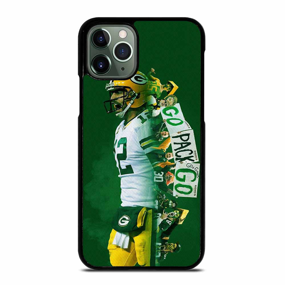 AARON RODGERS PACKERS iPhone 11 Pro Max Case