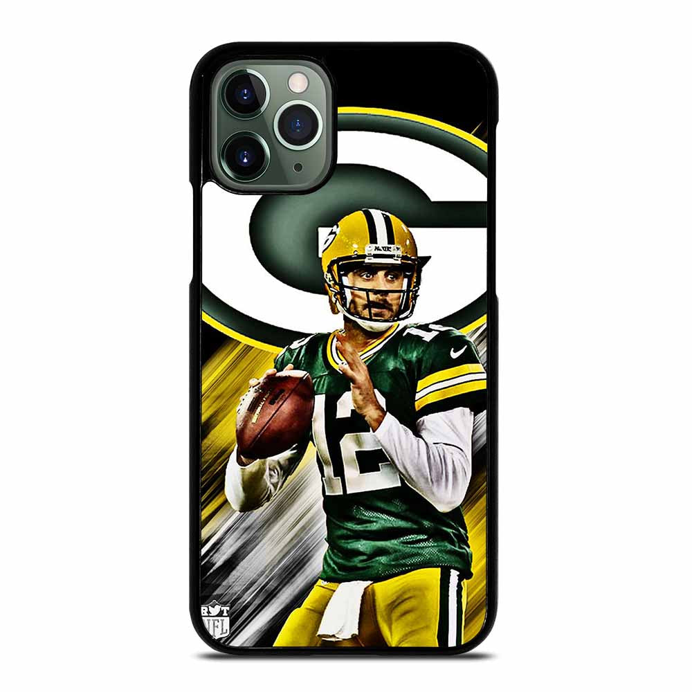 AARON RODGERS PACKERS #1 iPhone 11 Pro Max Case