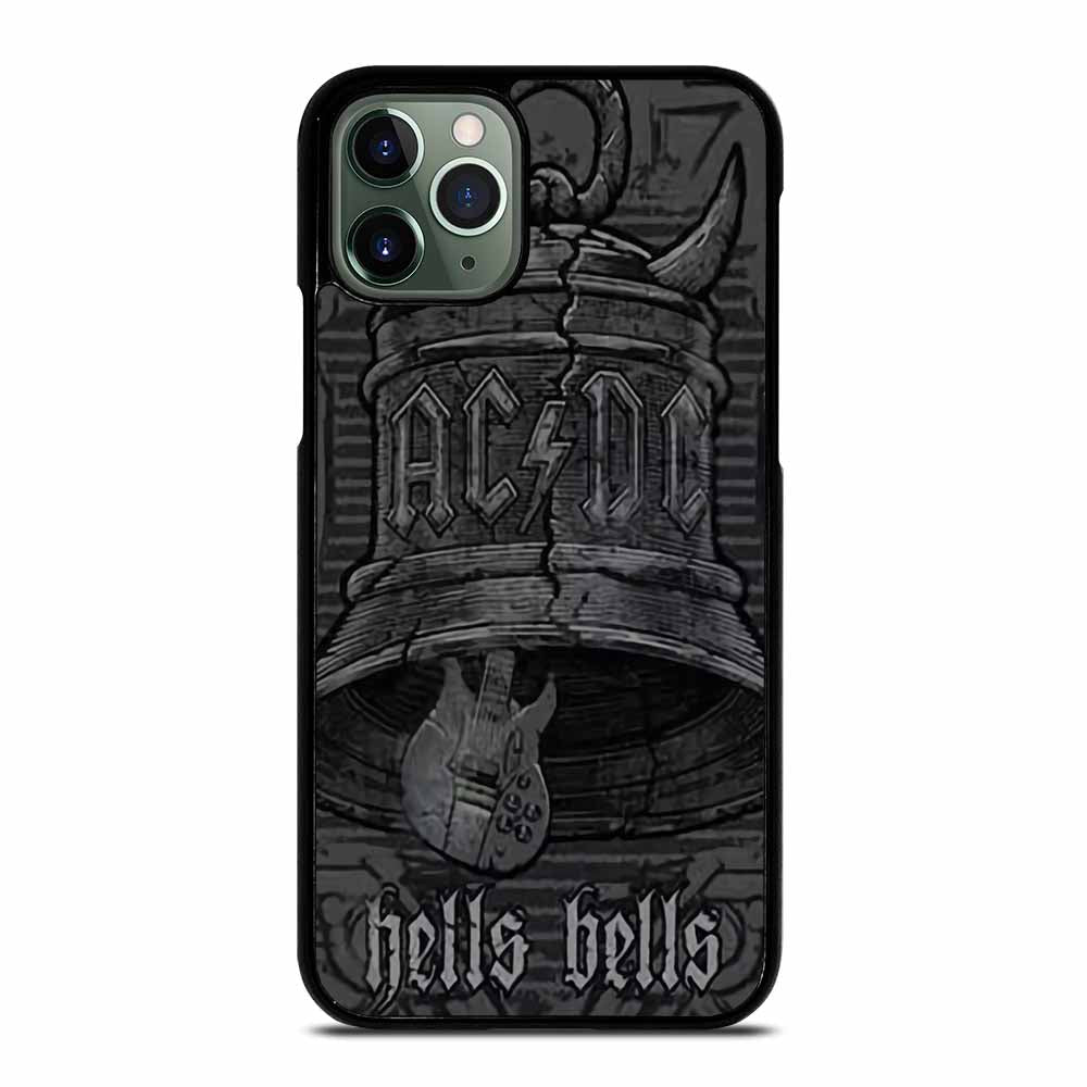 ACDC AC DC Malcolm Angus iPhone 11 Pro Max Case