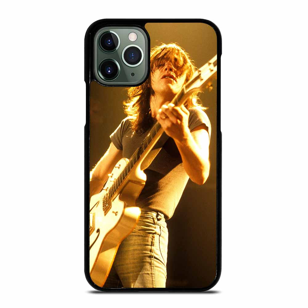 ACDC MALCOLM YOUNG iPhone 11 Pro Max Case