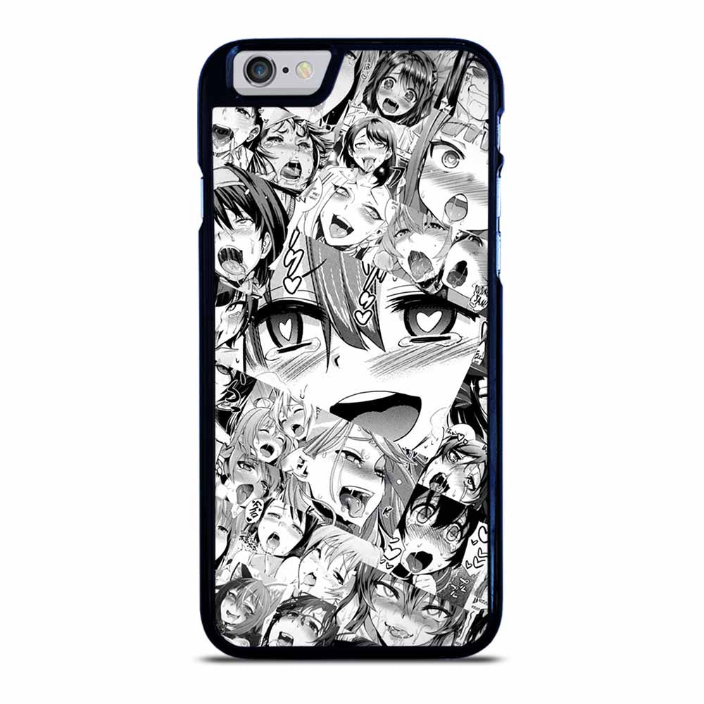 AHEGAO PERVERT MANGA iPhone 6 / 6S Case