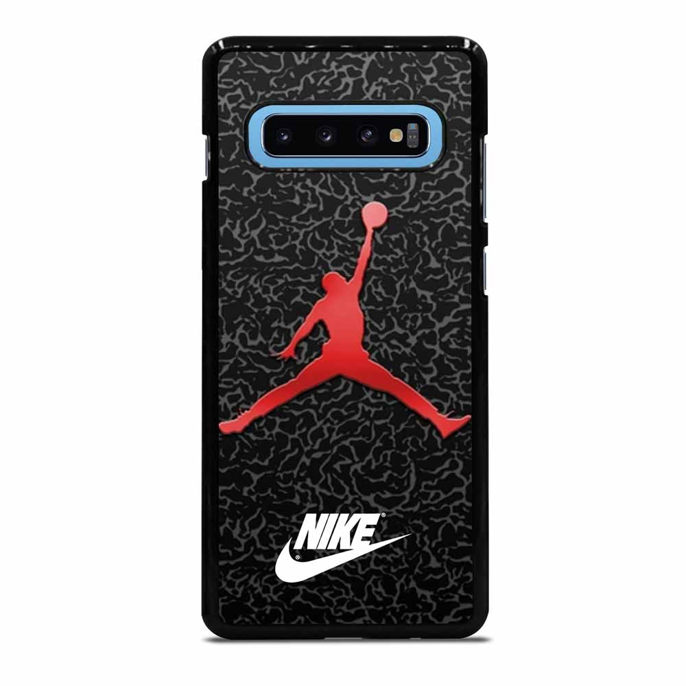 AIR JORDAN ELEPHANT Samsung Galaxy S10 Plus Case
