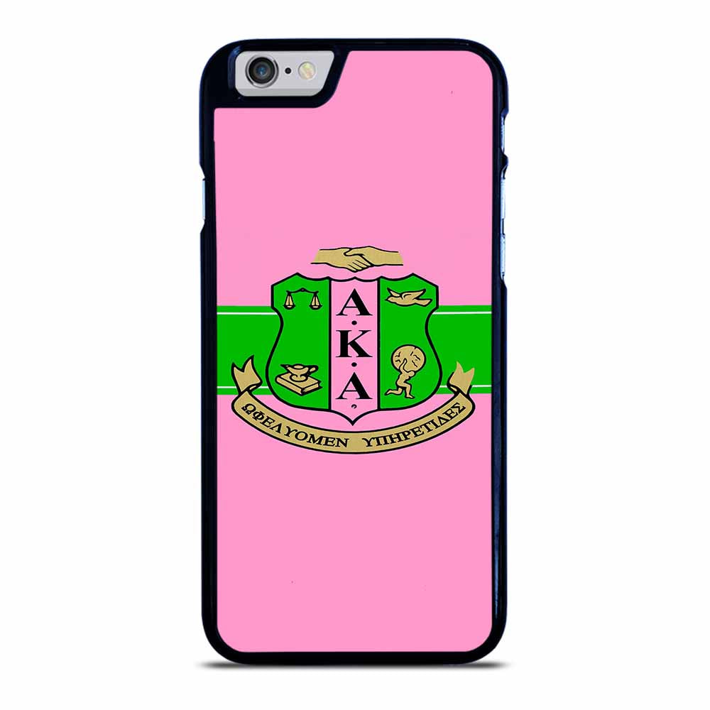 AKA PINK AND GREEN iPhone 6 / 6S Case